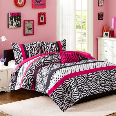 Aldo Comforter Set Size: Full / Queen