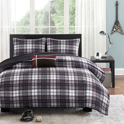 Mi-Zone Harley 3 Piece Comforter Set - Size: Twin / Twin XL