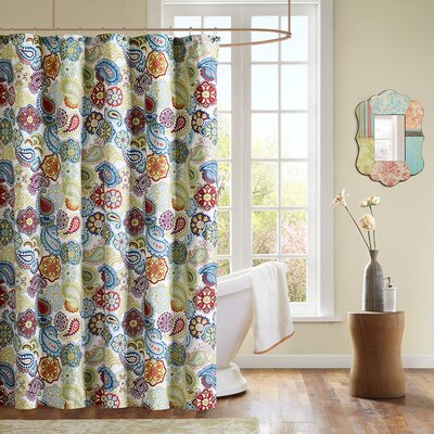 Tamil Shower Curtain