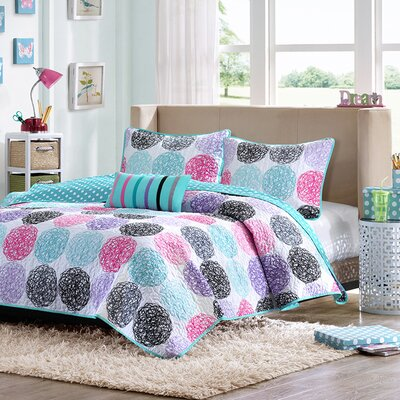 Carly Coverlet Set Size: Twin / Twin XL