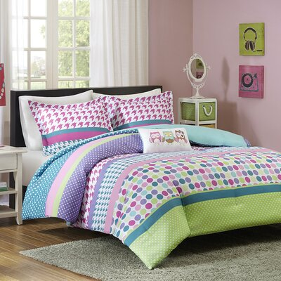Katie Comforter Set Size: Full / Queen