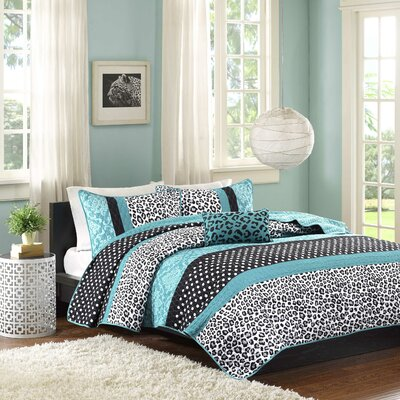 Laguna Coverlet Set Size: Full/Queen