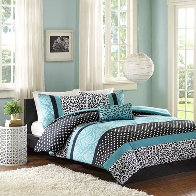 Laguna Duvet Cover Set Size: Twin/Twin XL