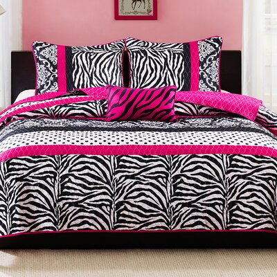 3 Piece Coverlet Set Size: Twin / Twin XL