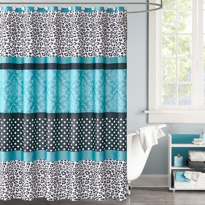 Laguna Microfiber Shower Curtain