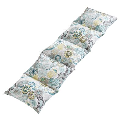 Aguirre Caterpillow Cover Color: Blue