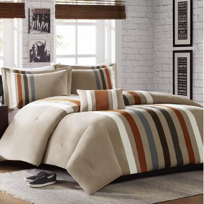 Sawyer Comforter Set Size: Full / Queen