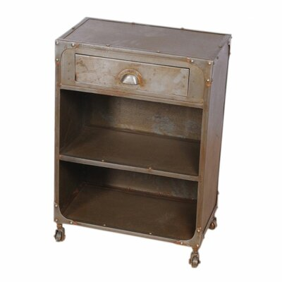 Rent to own Sarnath 1 Drawer Nightstand...