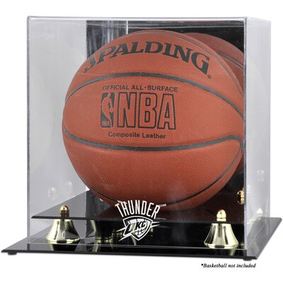Mounted Memories NBA Golden Classic Logo Basketball Display Case - NBA Team: Oklahoma City Thunder at Sears.com
