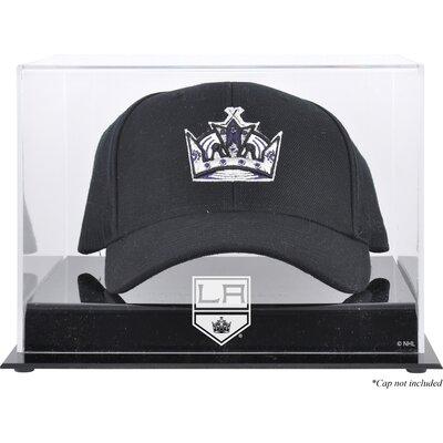 Acrylic Cap Logo Display Case NHL Team: Los Angeles Kings DISPC7KING