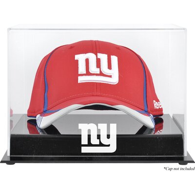 NFL Acrylic Cap Logo Display Case NFL Team: New York Giants DISPC3GIAN