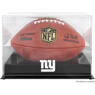 NFL Football Logo Display Case NFL Team: New York Giants DISPF2GIAN