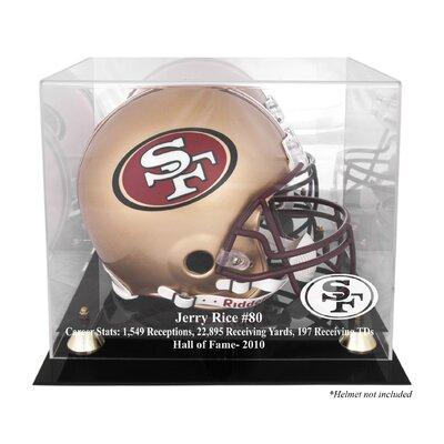 NFL Hall of Fame Classic Helmet Display Case DISPHCRICE