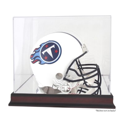 NFL Helmet Logo Display Case NFL Team: Tennessee Titans DISPHMTITA