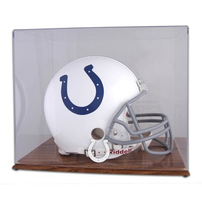NFL Helmet Logo Display Case NFL Team: Indianapolis Colts DISPHOCOLT