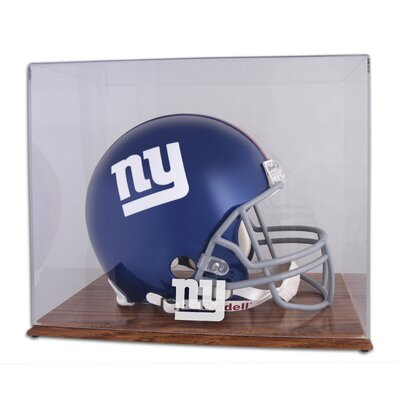 NFL Helmet Logo Display Case NFL Team: New York Giants DISPHOGIAN