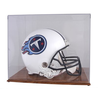 NFL Helmet Logo Display Case NFL Team: Tennessee Titans DISPHOTITA
