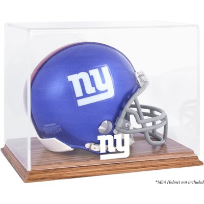 Mounted Memories NFL Logo Mini Helmet Display Case - NFL Team: New York Giants at Sears.com