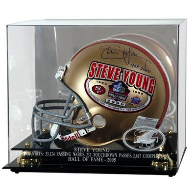 NFL Hall of Fame Classic Helmet Display Case DISPHCYOUN