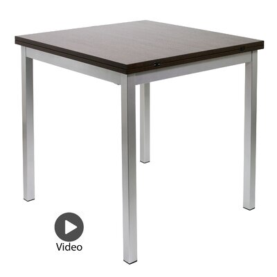 Versatile Slide Extendable Dining Table