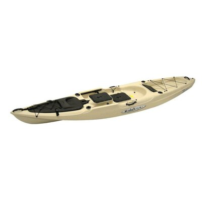 Malibu Kayaks LLC X-Factor Fish and Dive Kayak Color: Lime (MK07-08-FD)