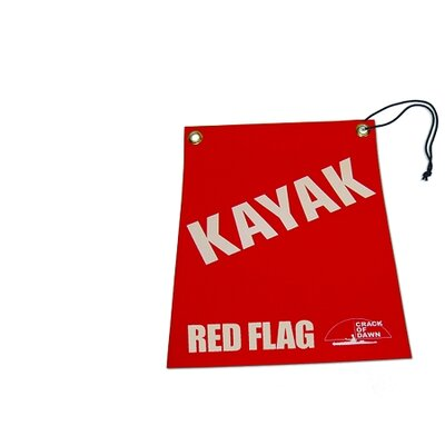 Image of COD Paddlesports LLC Kayak Warning Flag (20-20)