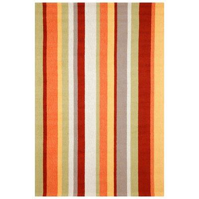 Gypsy Bold Upright Indoor/Outdoor Area Rug Rug Size: Runner 2 x 8