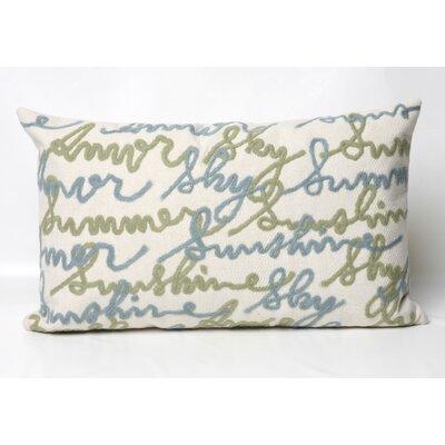 Amour Indoor/Outdoor Lumbar Pillow
