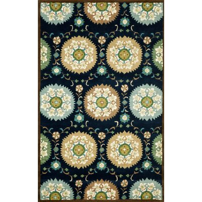 Madge Denim Suzanie AreaRug Rug Size: 9 x 12