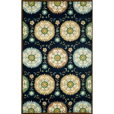 Madge Denim Suzanie AreaRug Rug Size: 5 x 8