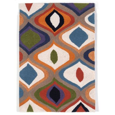 Lilly Multi Area Rug Rug Size: 2' x 3'