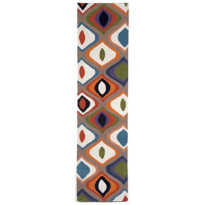 Lilly Multi Area Rug Rug Size: Runner 2' x 8'
