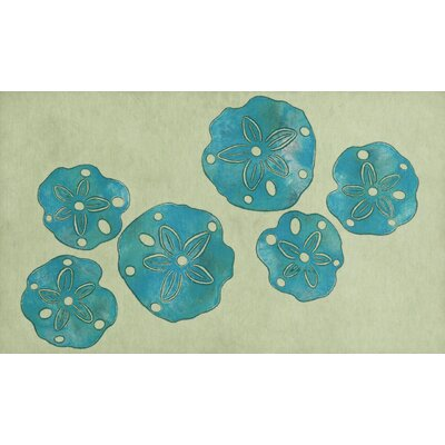 Bluffs Sand Dollar Doormat