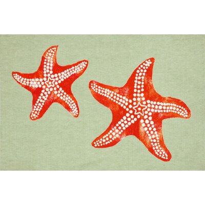 Bluffs Star Fish Sea Doormat