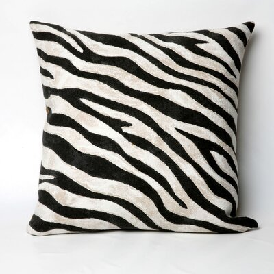 Bowermans Zebra Throw Pillow