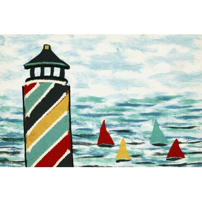 Bluffview Lighthouse Doormat