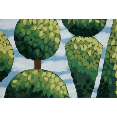 Madelyn Topiary Doormat