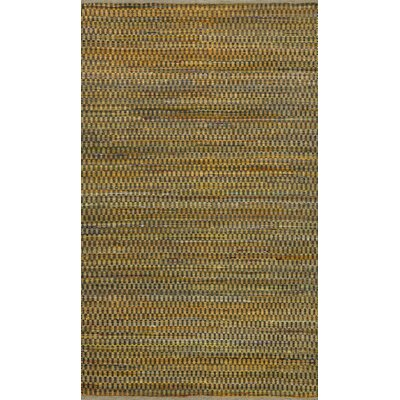Taos Meadows Charcoal Area Rug Rug Size: 5 x 76