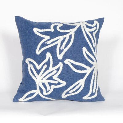 Winchell Windsor Throw Pillow Color: Blue