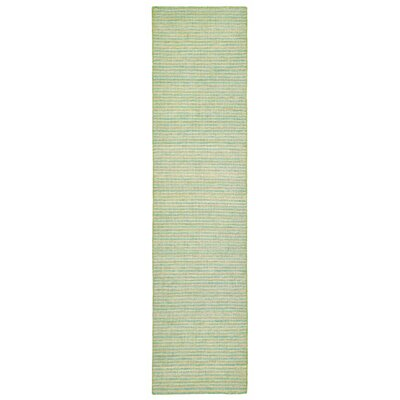 Blueridge Hand-Woven Gray Outdoor Area Rug