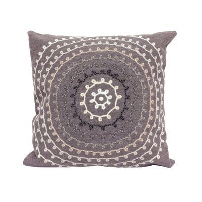 Ira Ombre Threads Indoor/Outdoor Throw Pillow Size: 20