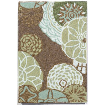 Derby Driftwood Outdoor Area Rug Rug Size: Rectangle 36 x 56