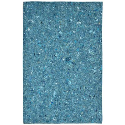 Chacko Blue Indoor/Outdoor Area Rug Rug Size: 4'10