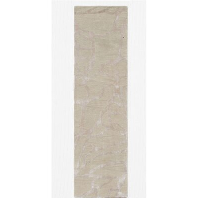 Gaydos Hand-Tufted Neutral Area Rug Rug Size: Runner 23 x 8