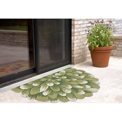 Ismay Hand-Tufted Indoor/Outdoor Area Rug