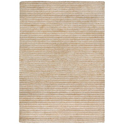 Bogard Hand-Tufted Brown Indoor/Outdoor Area Rug Rug Size: 36 x 56