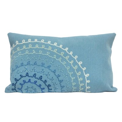Ira Ombre Threads Indoor/Outdoor Lumbar Pillow