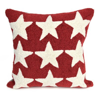 Treport Stars Throw Pillow