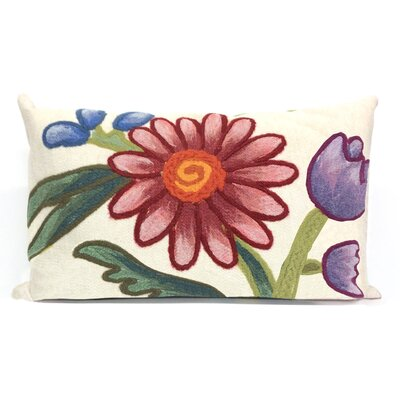 Vanier Gypsy Flower Lumbar Pillow
