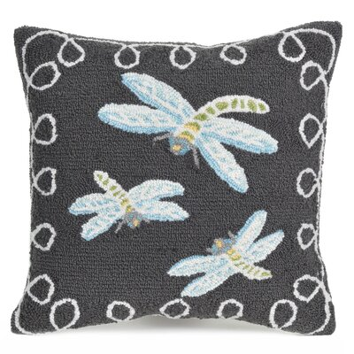 Calderon Dragonfly Indoor/Outdoor Throw Pillow